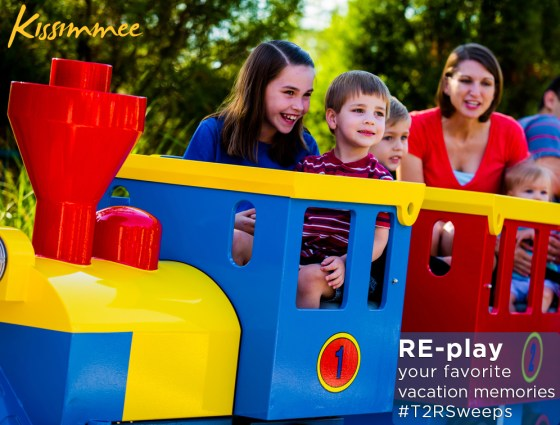 Win a Kissimmee Vacation with #T2RSweeps Contest ~ MommyTalkShow.com