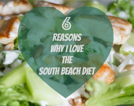[VIDEO] 6 Reasons Why I Love the South Beach Diet
