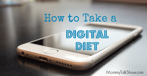 How to Take a Digital Diet