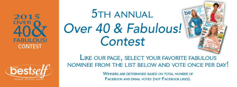2015 Over 40 and Fabulous Atlanta Contest: Vote Daily for Joyce Brewer