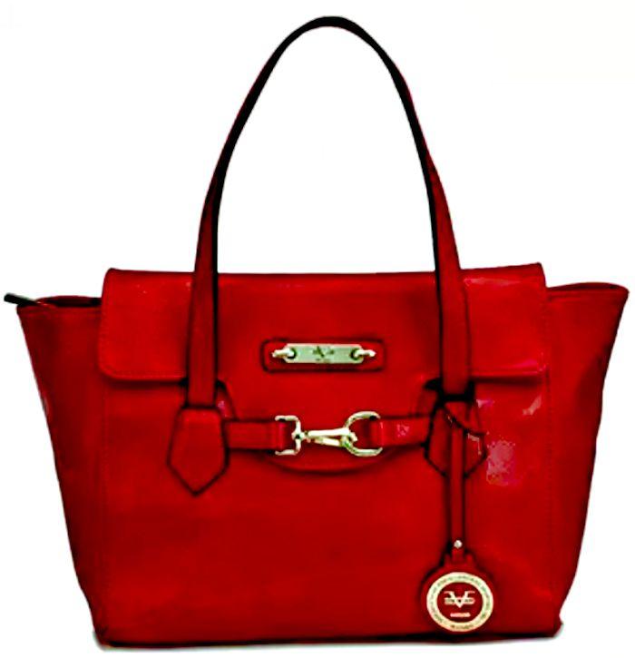 Red Versace Bag
