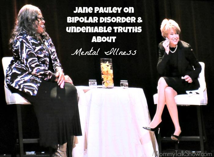 Jane Pauley Bipolar