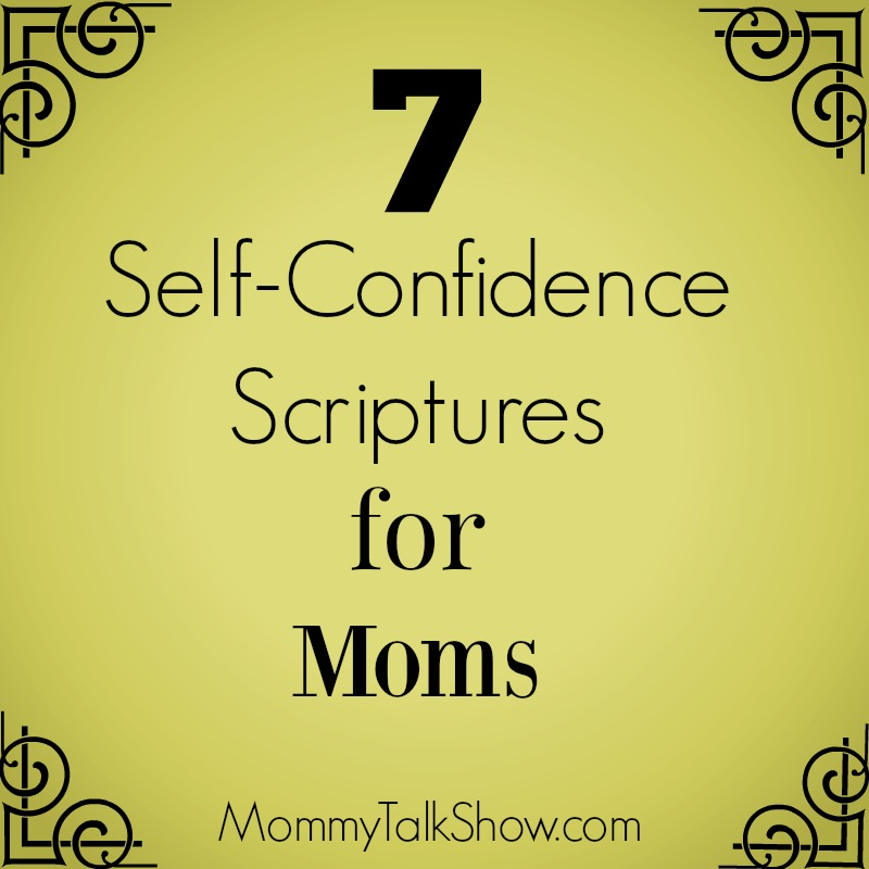 Self Confidence Scriptures