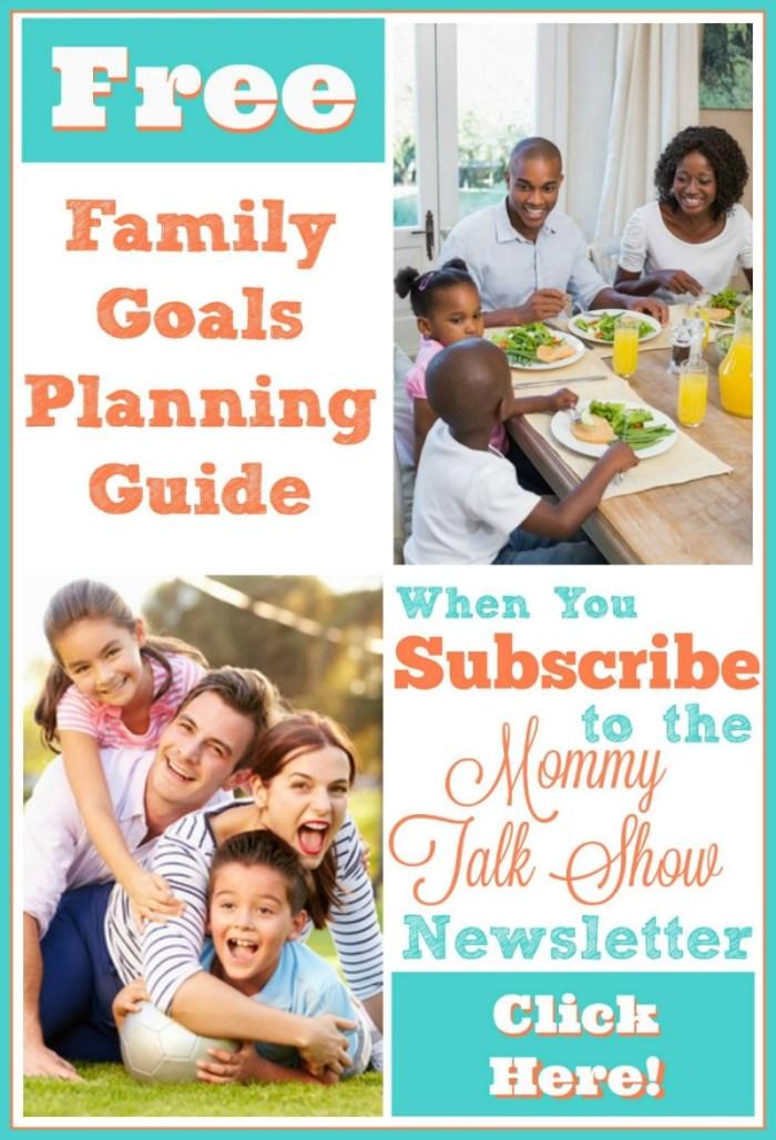 Family Goals Guide