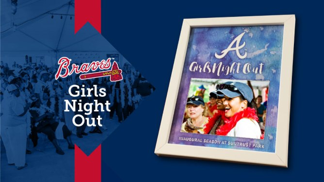 Atlanta Braves Girls Night Out