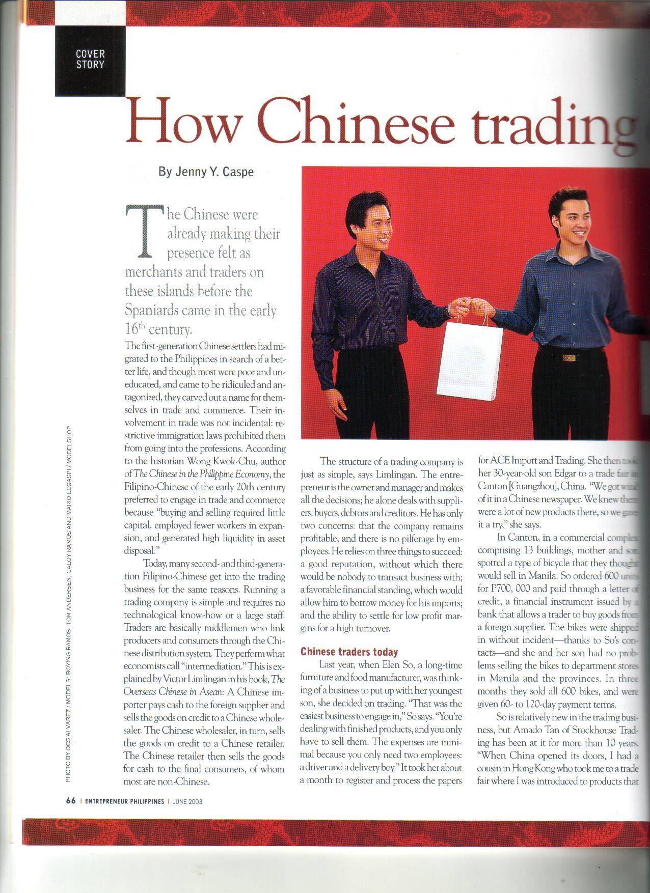 6-03 How Chinese Trading Companies Works
