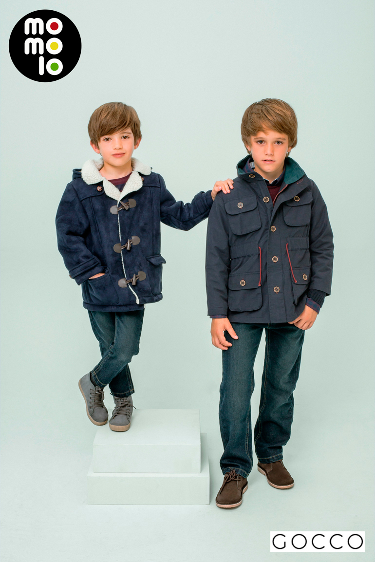 Moda Infantil, Gocco, Momolo, Blog de Moda Infantil, Kids Wear, 1