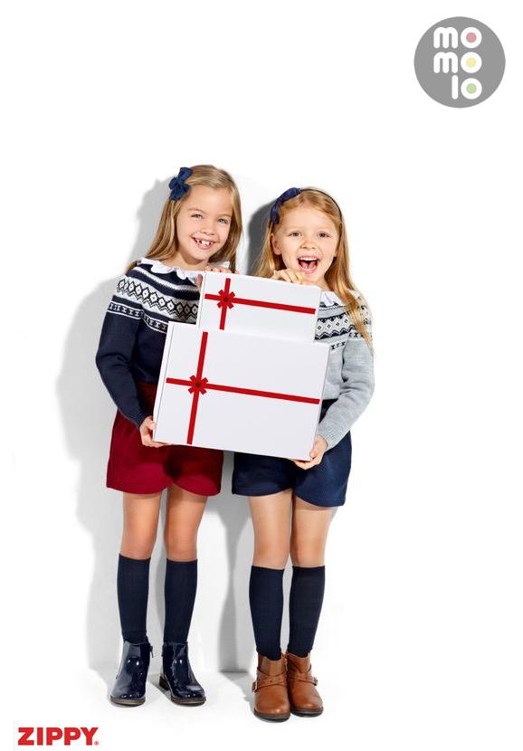 Moda Infantil, Zippy, Momolo, Moda ropa Navidad, Blog de Moda Infantil, 7