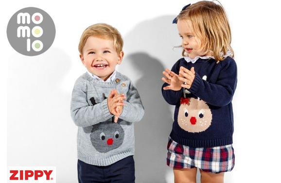 Moda Infantil, Zippy, Momolo, Moda ropa Navidad, Blog de Moda Infantil, 9