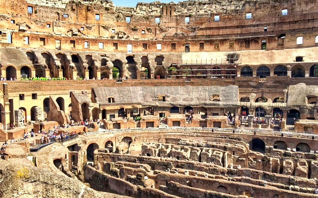 Heading to Rome? Don't Miss What's Underground