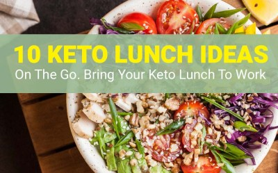 10 Easy Keto Lunch Ideas on the Go – Keto Lunch for Work