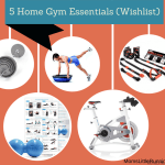 5 Home Gym Essentials Wishlist Items