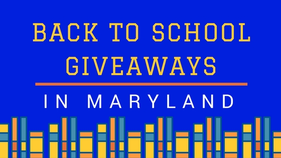 Back to School Fairs in Maryland
