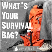 What's Your Survival Bag? Determining Which Emergency Bag You Really Need