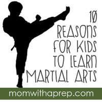 10 Reasons Why a Martial Arts Education is a Good Thing for the Self-Reliant Kid