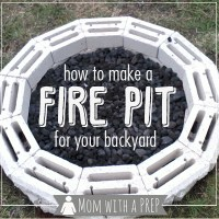 How to Build a Fire Pit for Your Backyard