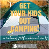 Get Your Kids Out Camping! 5 Great Tips to Make Camping Out Awesome!