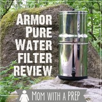 A Water Purification System for your Family that Doesn't Break the Budget - Armor Pure Review