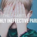 ineffective parents