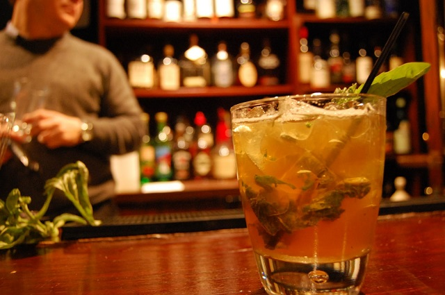 cocktail en dit long