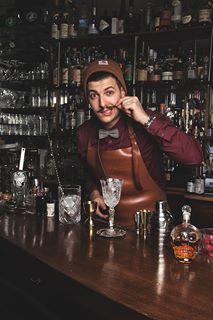 Ahmed Yahi meilleur barman de France