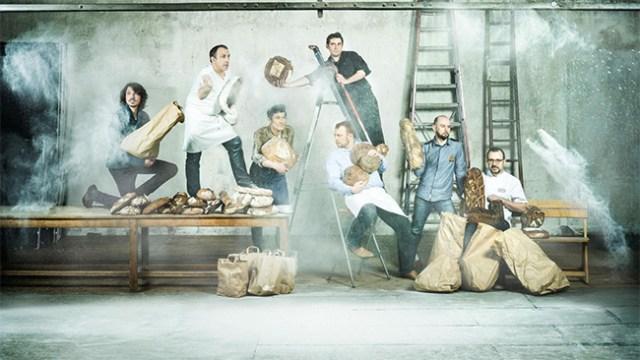 révolution boulangerie france