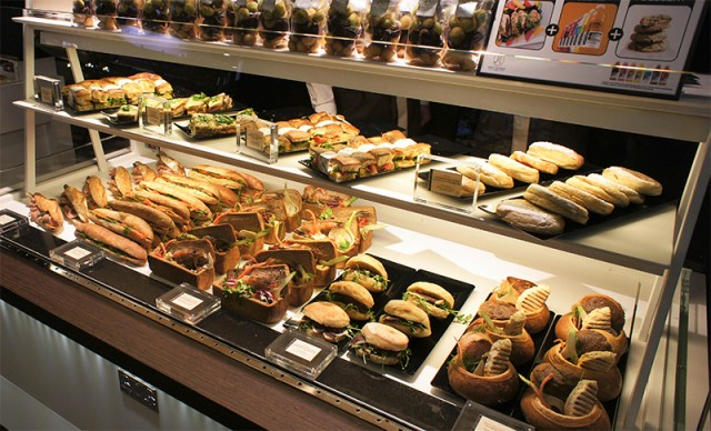 boulangerie snacking midi