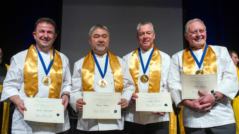 docteur honoris causa
