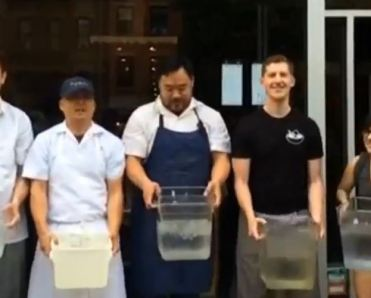 chang ice bucket challenge