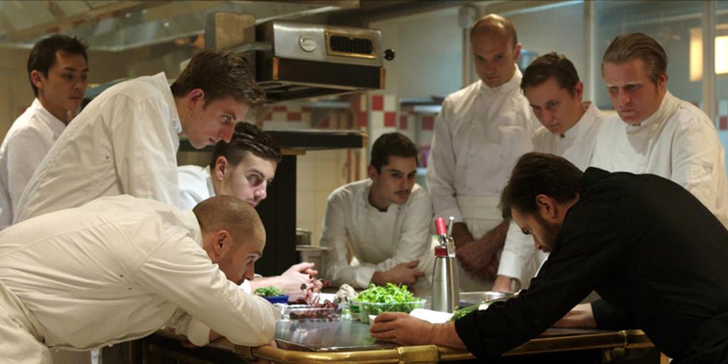 Le citrus etoile restaurant de la s rie chefs mon chef for Documentaire cuisine gastronomique