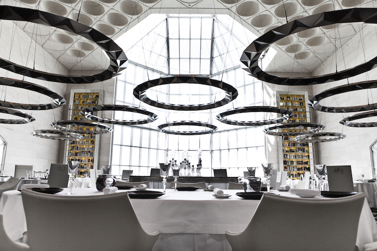 restaurant idam qatar