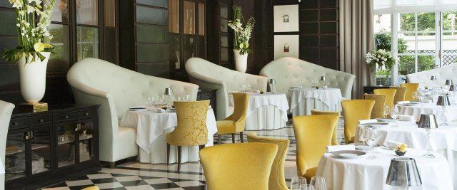 restaurant trianon versailles