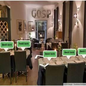 Danemark : Une amusante façon de réserver sa table...