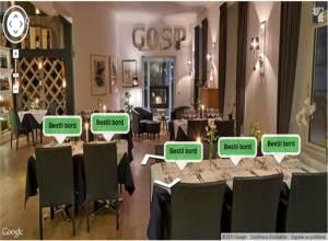 streetview restaurant GOSP