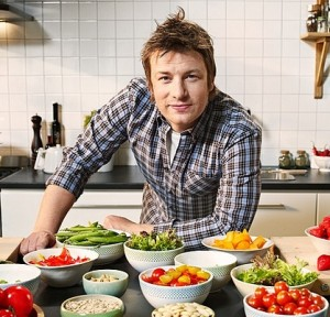 jamie oliver chef cuisinier célèbre