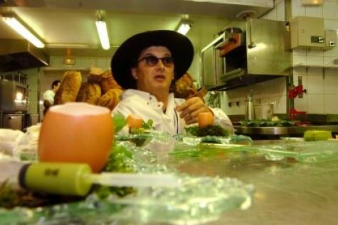 Marc Veyrat cuisine