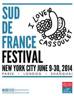 festival sud de france poster