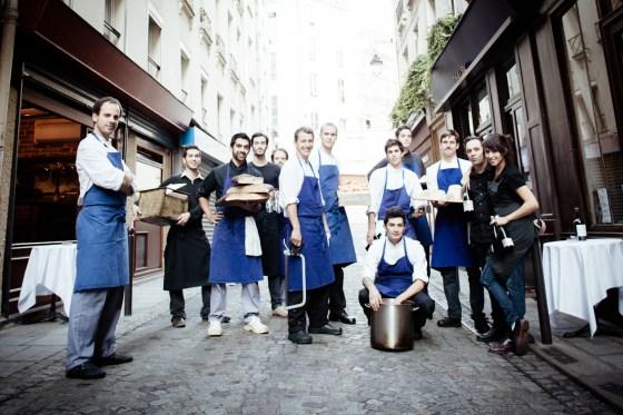 L'équipe du frenchie