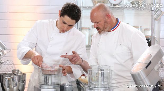 Xavier Koenig Top Chef 2015