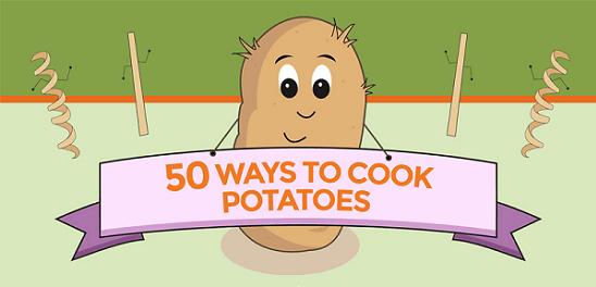 cuisson recette pomme de terre