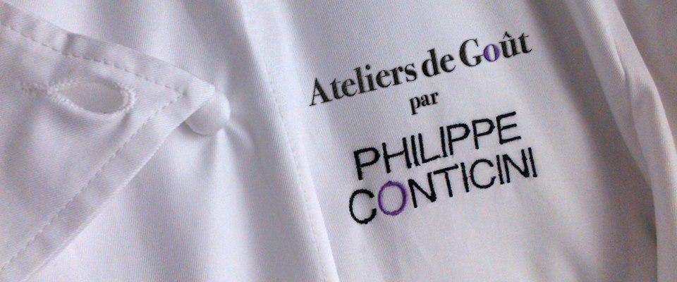 cours de cuisine philippe conticini