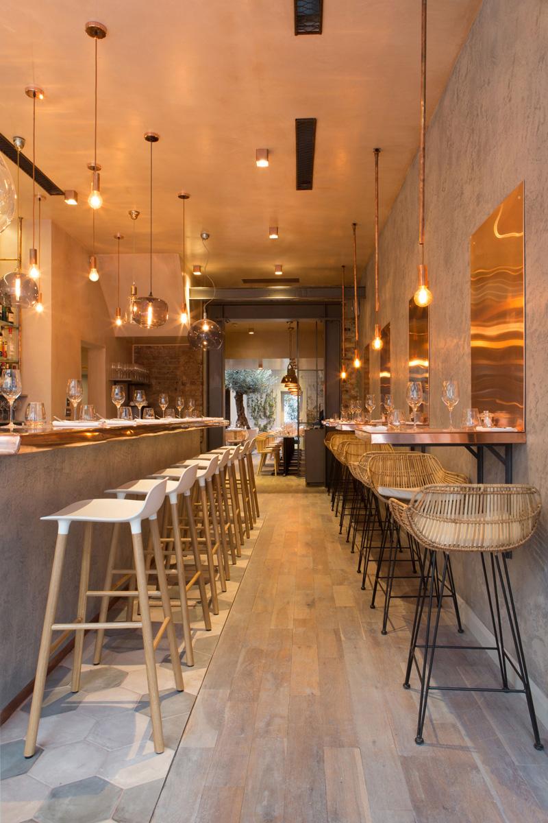 Le bandol nouveau restaurant tr s chaleureux londres for Great little hotels