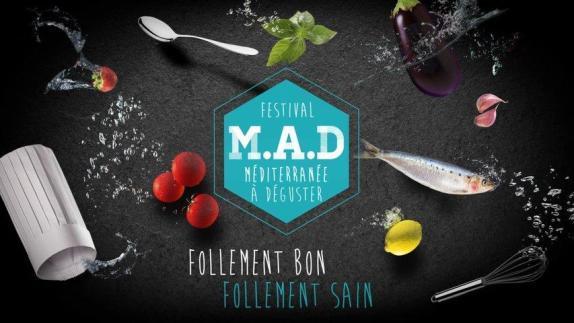 festival MAD méditerranée à déguster