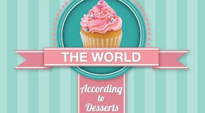 le monde en desserts