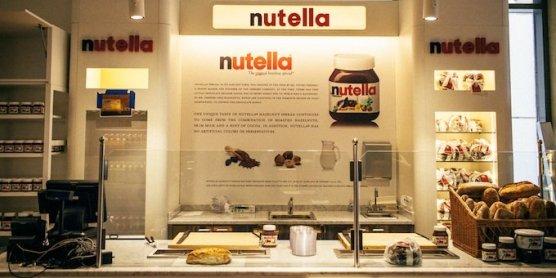 Bar à Nutella New-York Nut'Bar