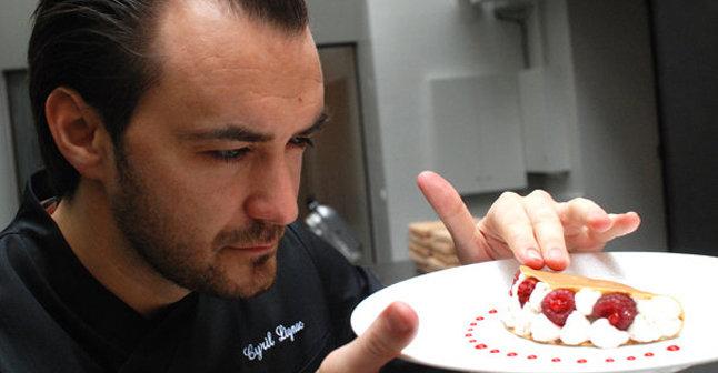 Cyril Lignac, un pâtissier gourmand