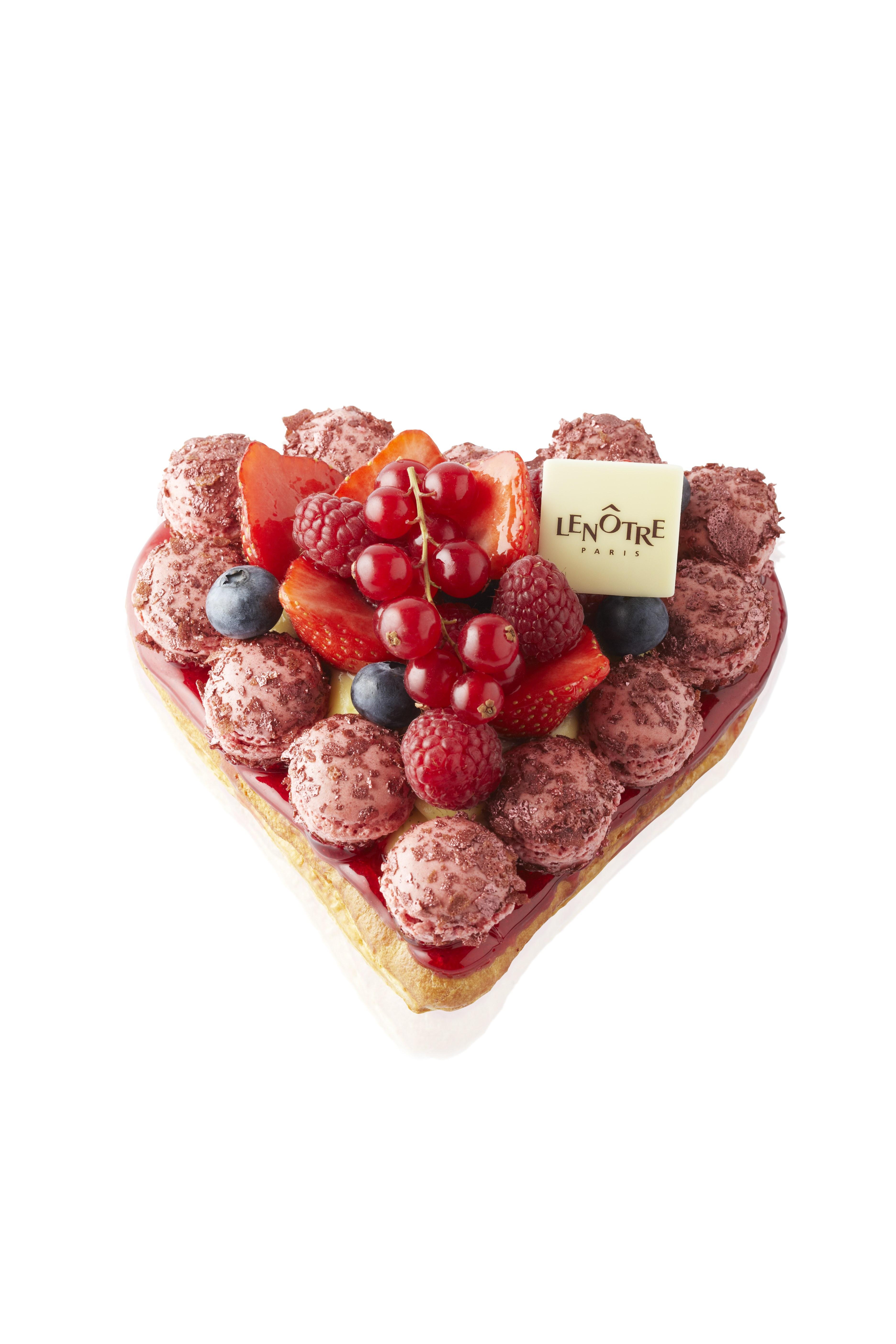 Saint Honoré Saint Valentin