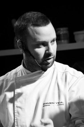 Damien Vidal pâtissier molitor