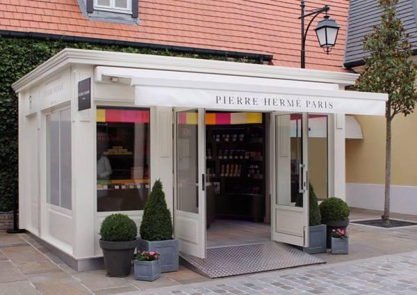nouvelle boutique pierre hermé