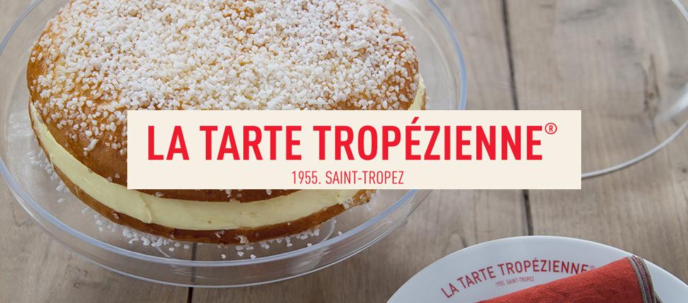 La tarte Tropézienne fête ses 60 ans !